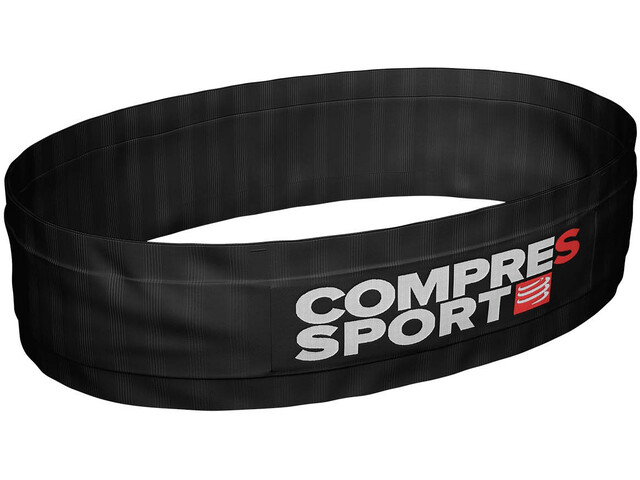 Compressport Free Cinturón, black